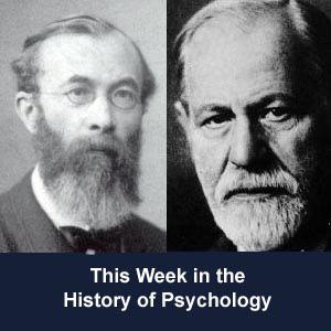 This Week in the History of Psychology
