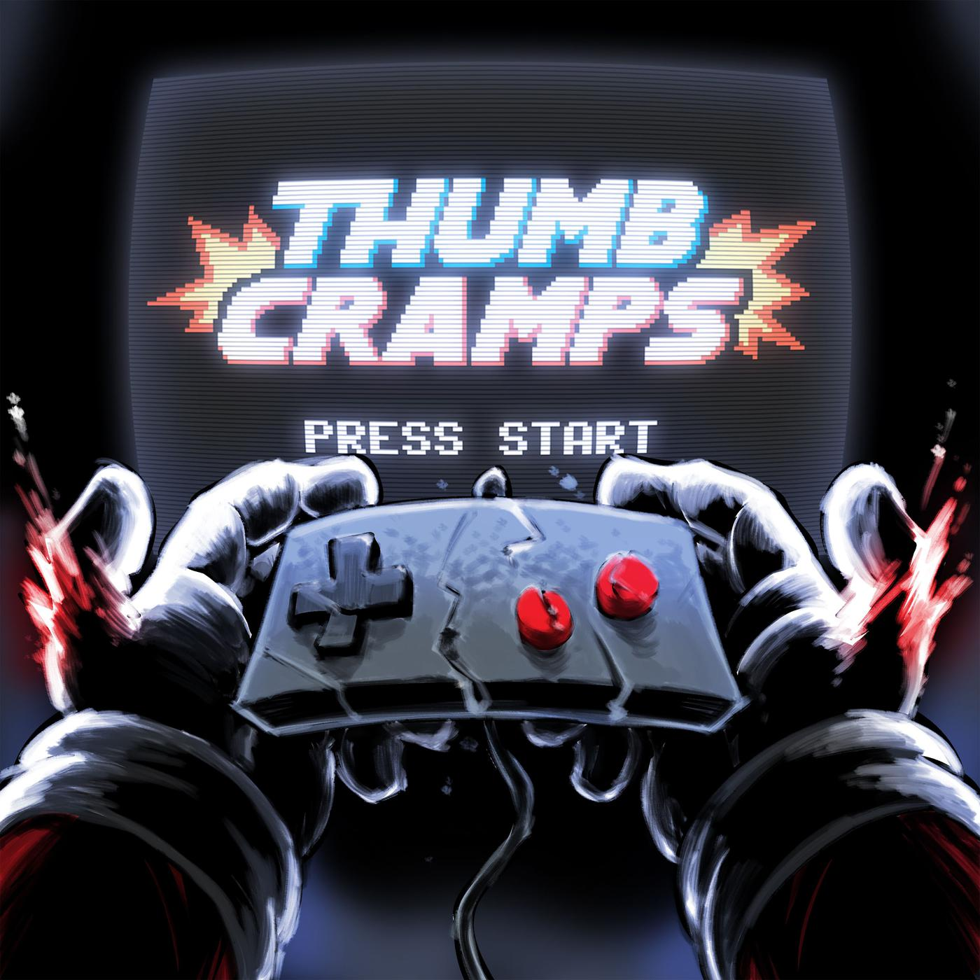 Thumb Cramps (podcast) - Sanspants Radio