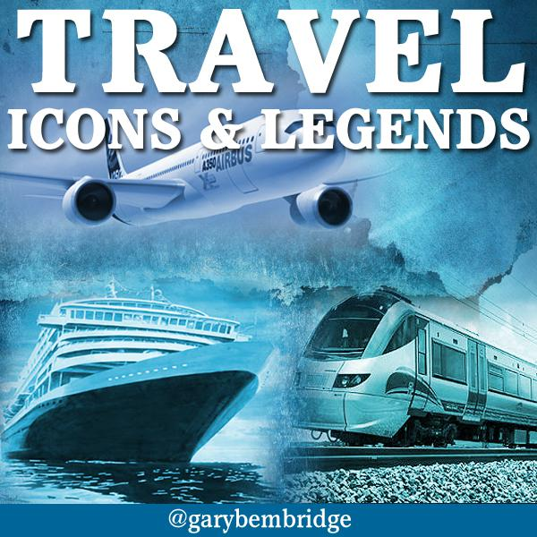 Travel Legends and Icons (podcast) - Gary Bembridge | Listen Notes