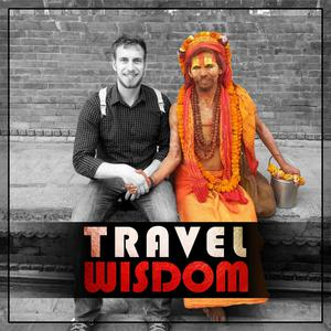 Travel Wisdom Podcast -travel and learn languages for success and money