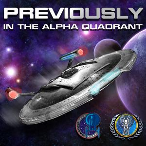 Trek Mate: Previously In the Alpha Quadrant a Star Trek Enterprise podcast