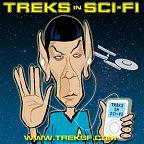 Best Star Trek Podcasts (2019): TREKS in SCI-FI