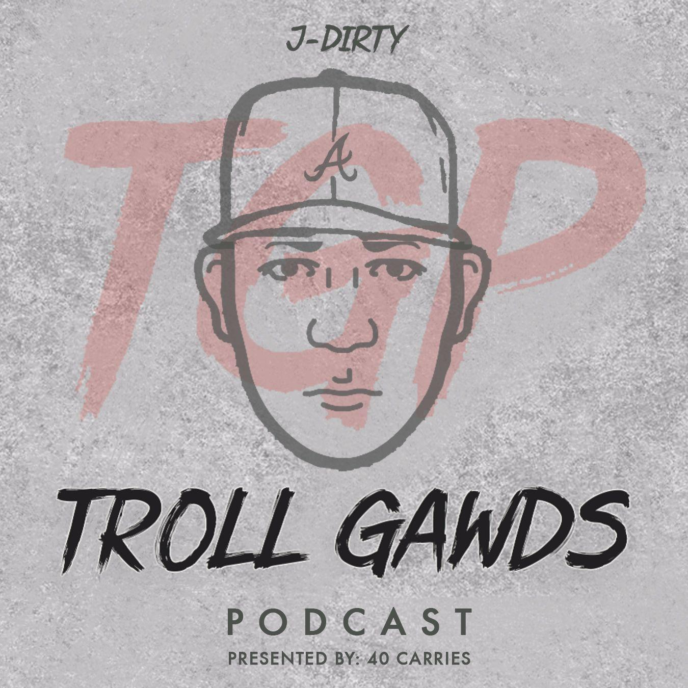 Audio Porno Troll episode 61 - future is a feminist - troll gawds (podcast
