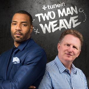 Best Sports Podcasts (2019): Two Man Weave