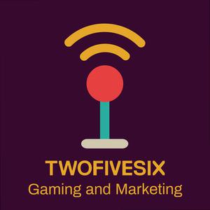 Best Video Games Podcasts (2019): Twofivesix: Gaming and Marketing