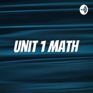Unit 1 Math