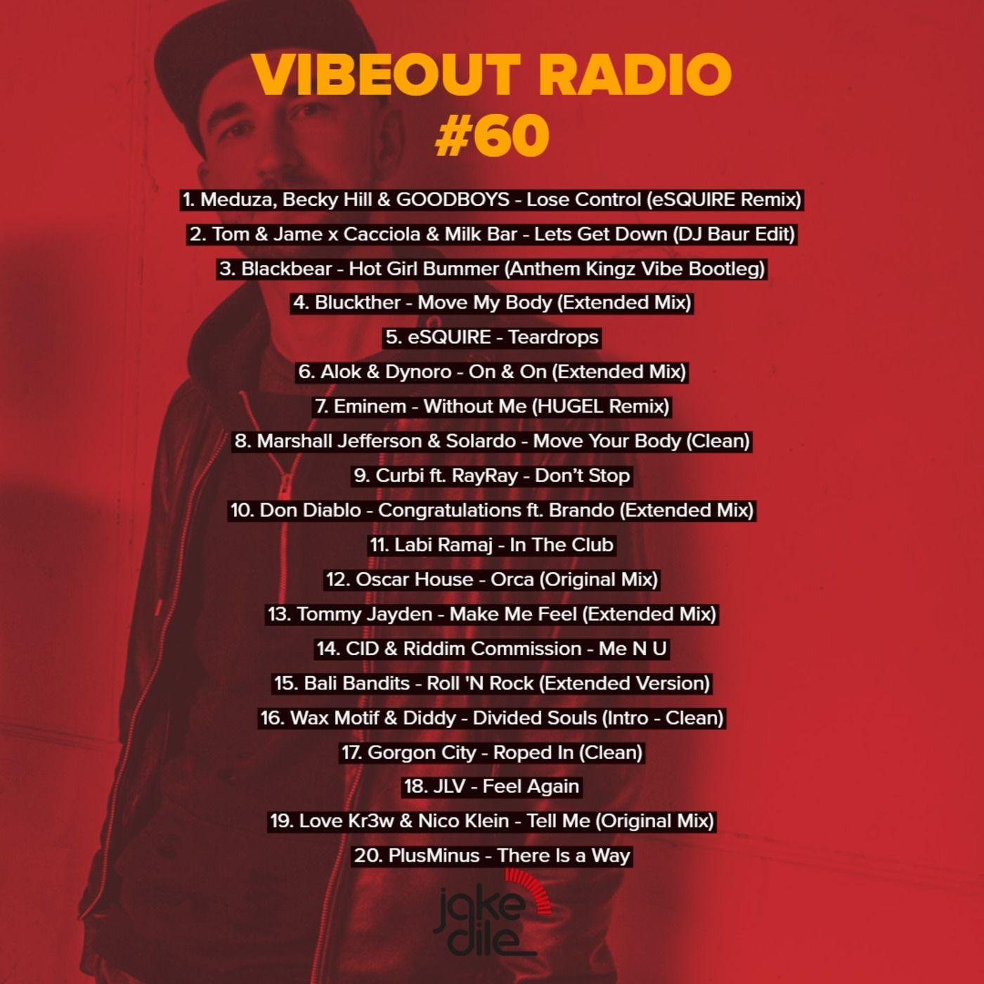 Vibeout Radio Podcast Jake Dile Listen Notes