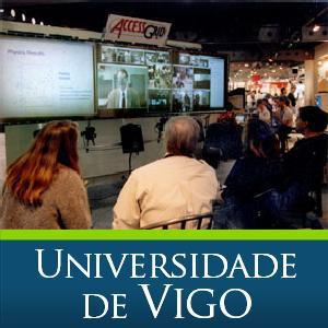Videoconferencia Access Grid. Universidade de Vigo