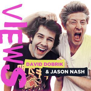 Die besten Comedy-Podcasts (2019): VIEWS with David Dobrik and Jason Nash