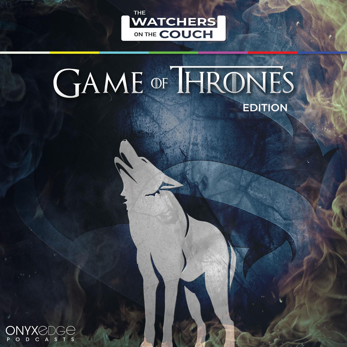 Awesome Watchers On The Couch Game Of Thrones Podcast Watchers Creativecarmelina Interior Chair Design Creativecarmelinacom