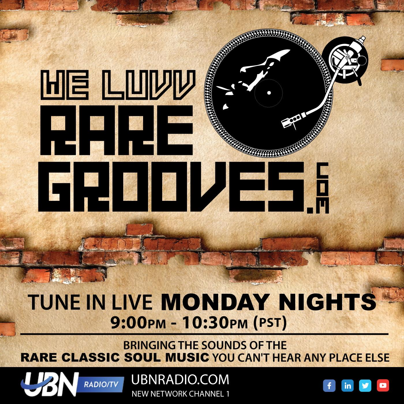 We Luvv Rare Grooves (podcast) - UBNGO | Listen Notes