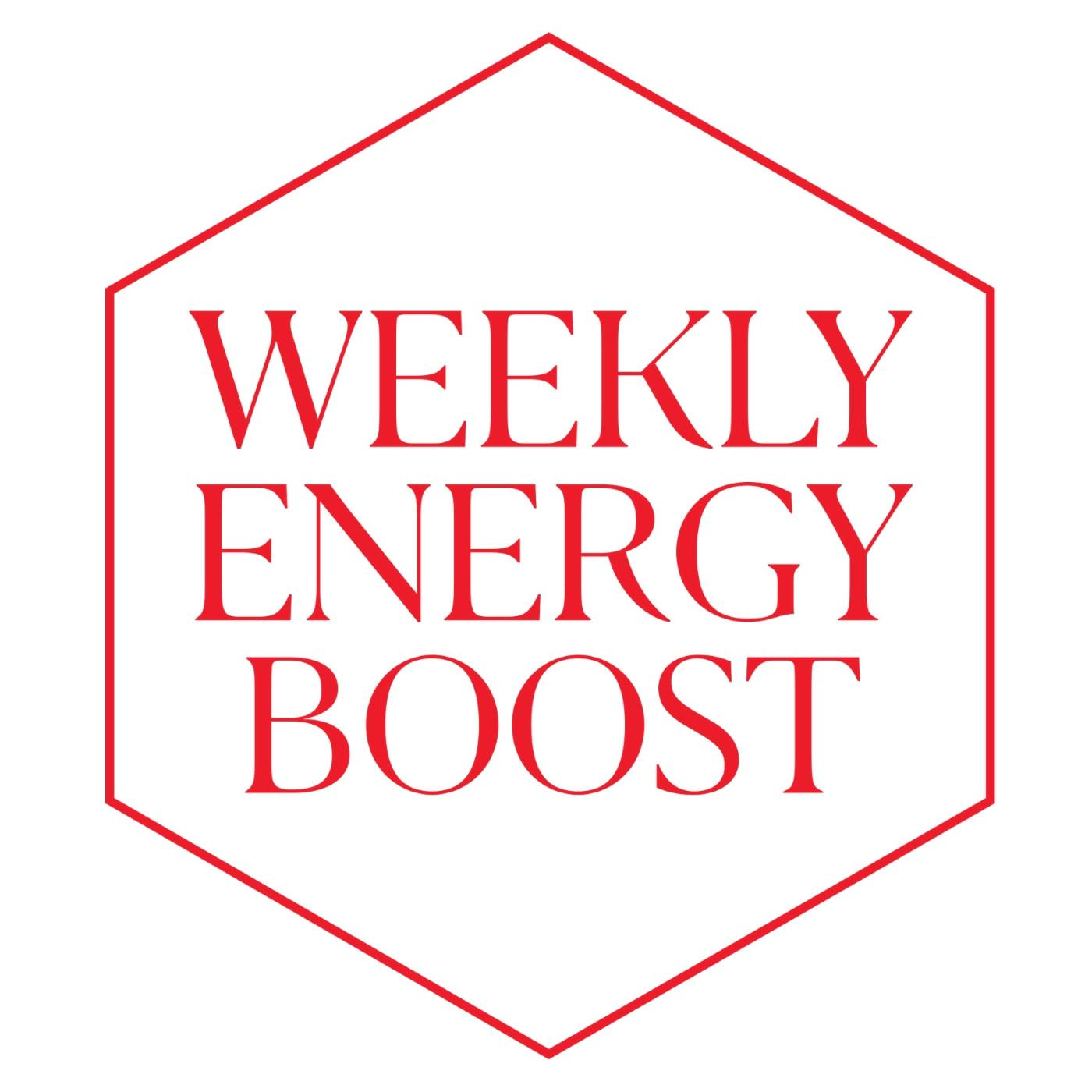 Weekly Energy Boost (podcast) - UBNGO | Listen Notes