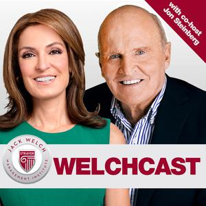WelchCast - A weekly conversation on growing your career, leading teams, and winning in business.