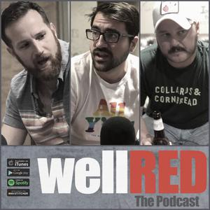 Die besten Stand-Up-Podcasts (2019): wellRED podcast