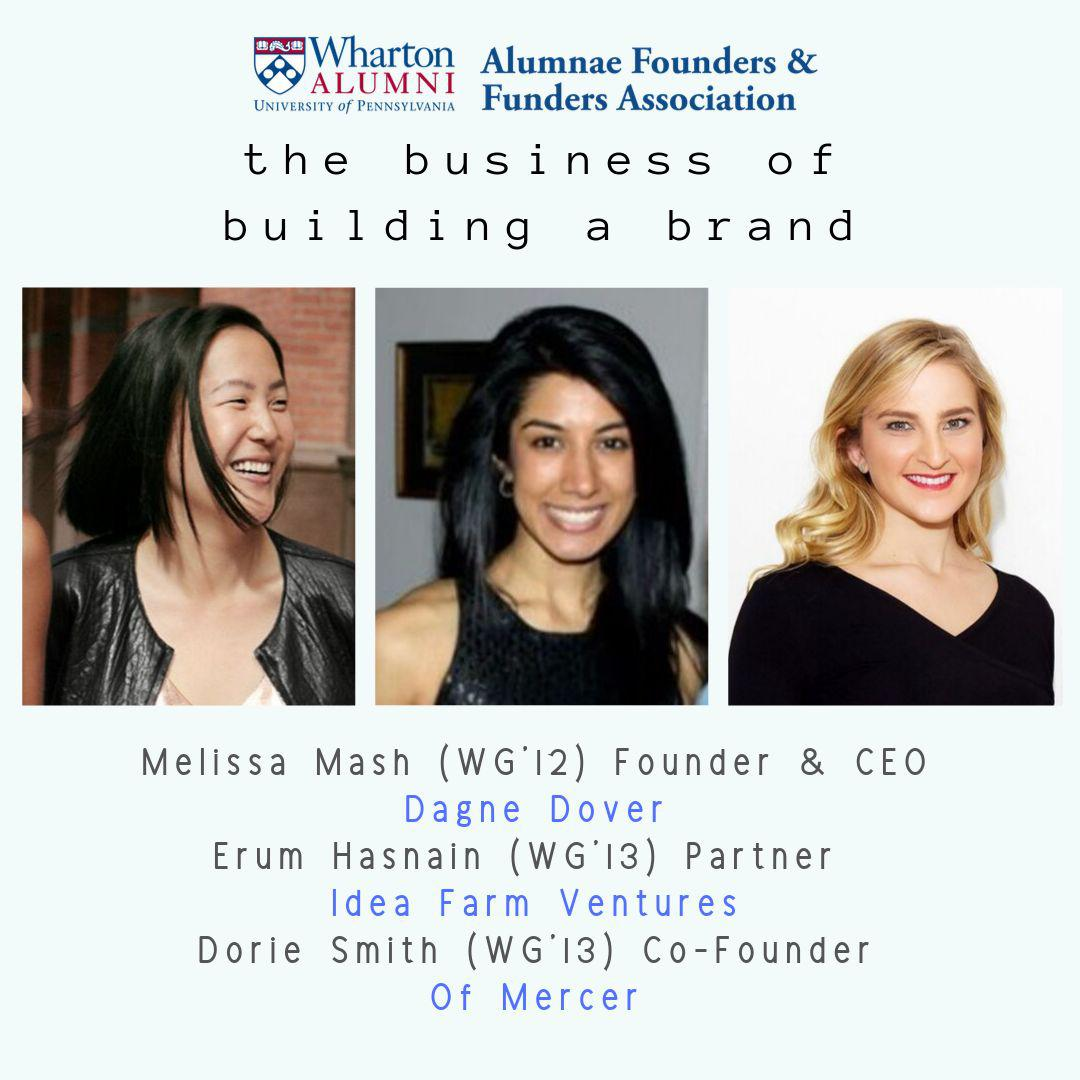Wharton Alumnae Founders Funders Podcast Wharton Alumnae Listen Notes
