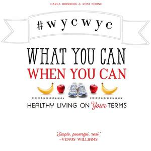 What You Can When You Can (#wycwyc)