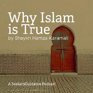 Best Islam Podcasts (2019): Why Islam is True with Shaykh Hamza Karamali