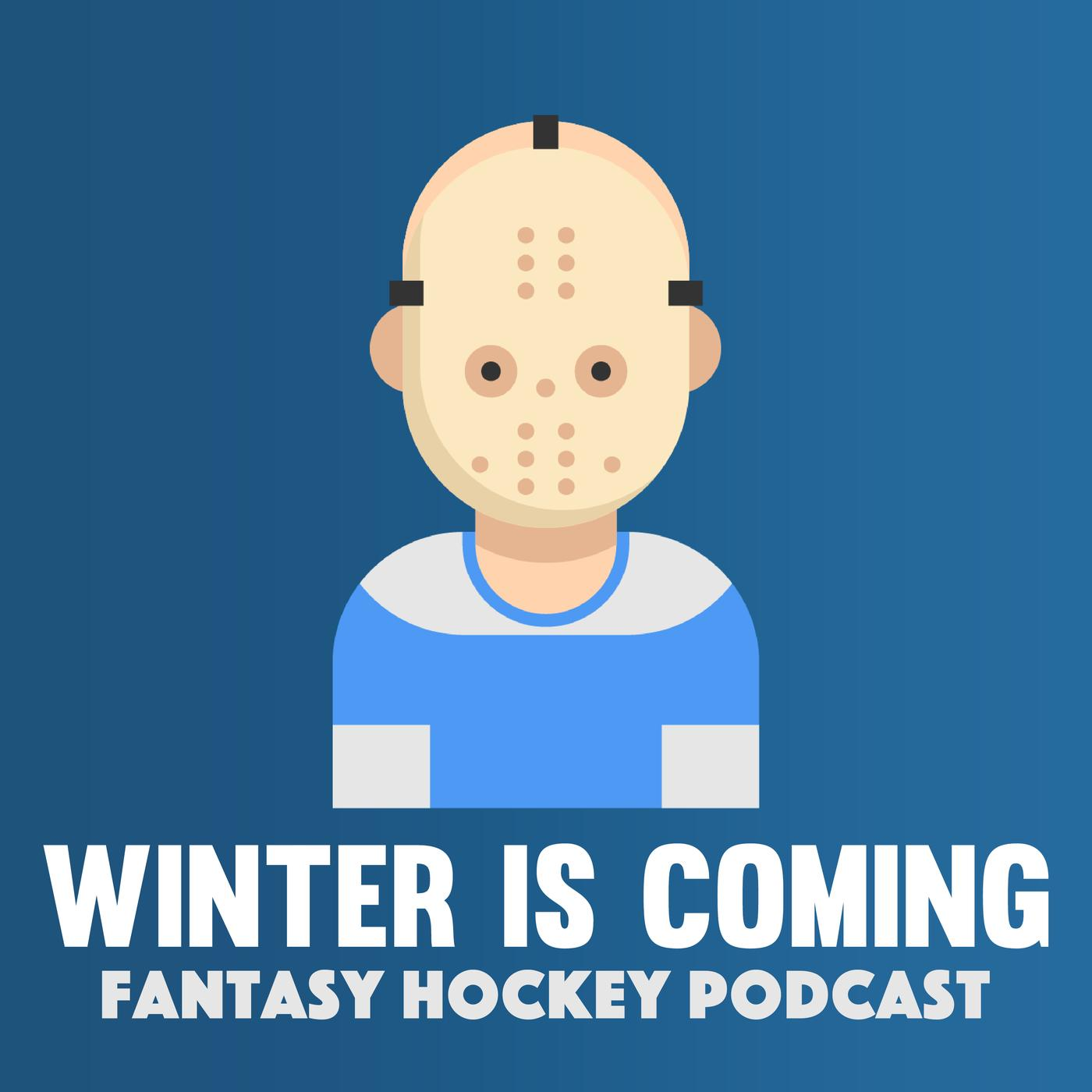 Bangg Bros nov 29 - bang bros. - winter is coming - fantasy hockey