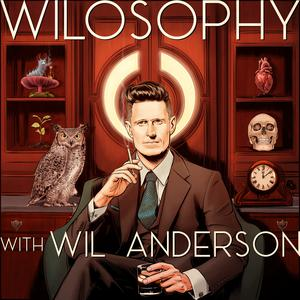 Best Comedy Podcasts (2019): WILOSOPHY with Wil Anderson