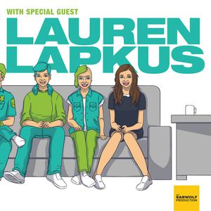 With Special Guest Lauren Lapkus