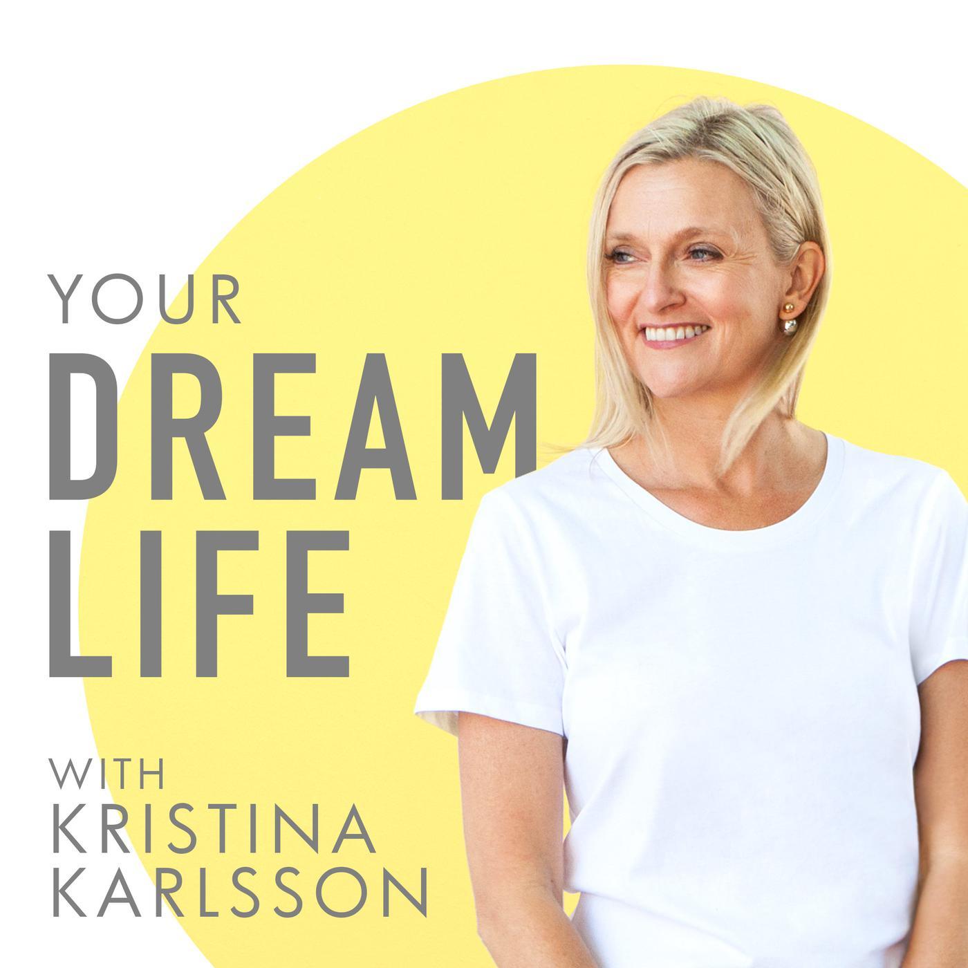 buy popular 5414b dd0bc Your Dream Life with Kristina Karlsson, kikki.K (podcast ...