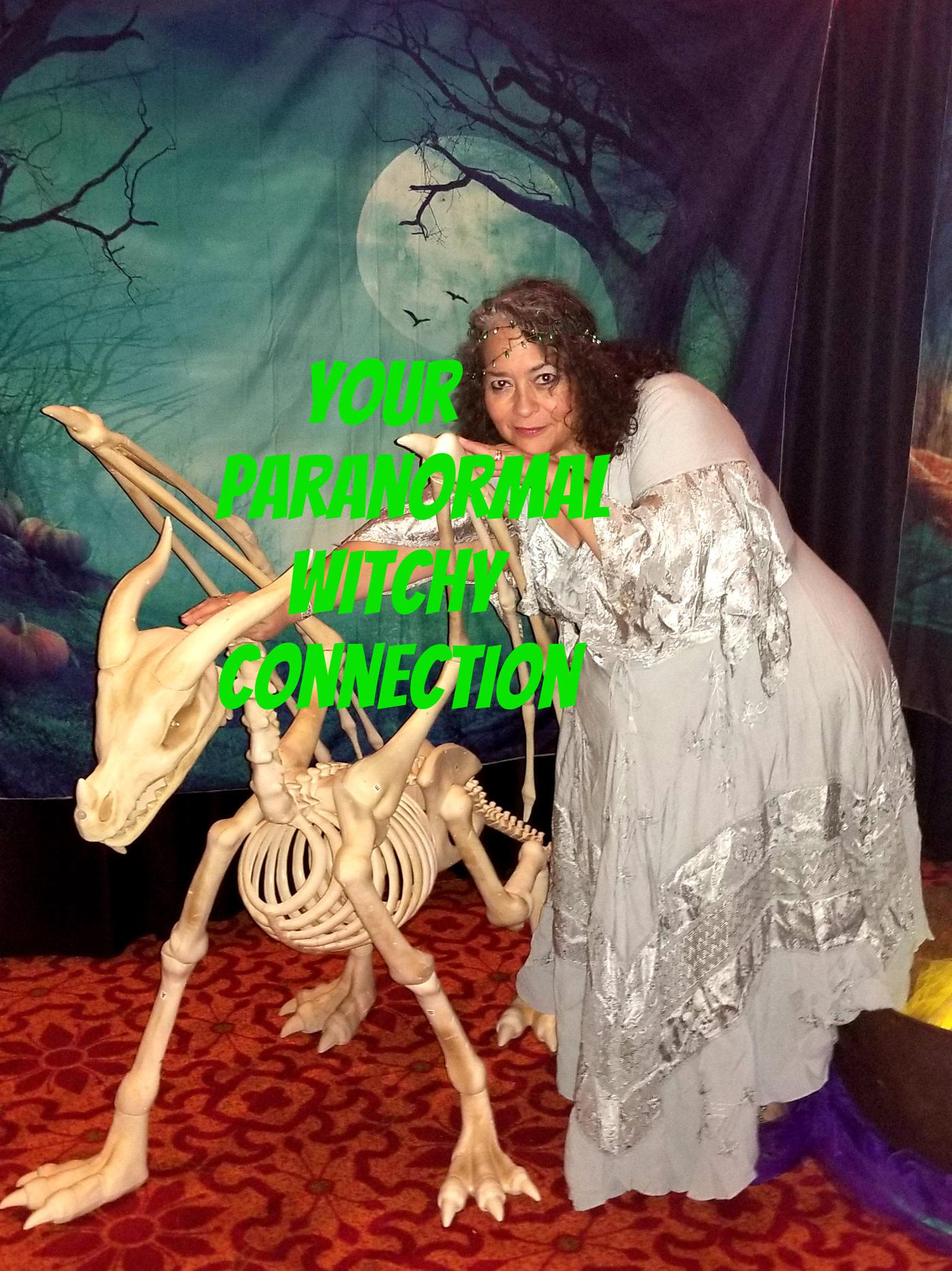 E26: Here a Witch, There a Wiccan - Your Paranormal Witchy